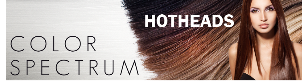 Hotheads color spectrum couture hair design pmusecretfo Image collections